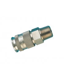 "Parker Rectus Tema Series 27 Coupling Body 1/2"" BSPP Male"