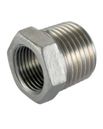 BSP Reducing Bush 316 Stainless Steel