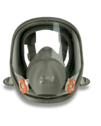 3M 6000 Series Full Face Respirator Mask