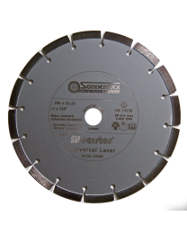 Sonnenflex 300 X 2.8 X 20MM Concrete Diamond Blade
