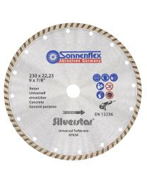Sonnenflex 230 X 2.8 X 22.2MM Universal Turbo Eco Diamond Blade