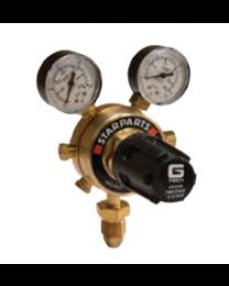 Argon Gas Regulator Single Stage 2 Gauge 300 Bar