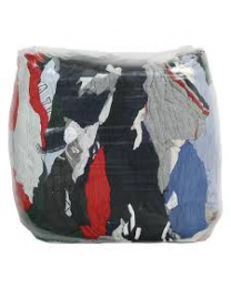 Cleaning Bag Of Rags