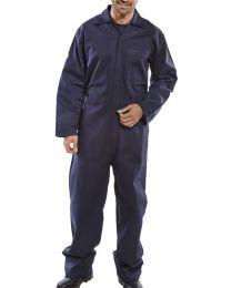 Click Fire Resistant Boiler Suit Navy