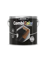 Rust-oleum CombiColor Original Safety Yellow Paint 750ml