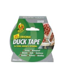 Duck Tape Original 50mm x 25m Silver