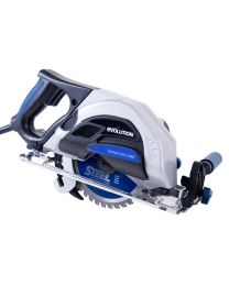 Evolution 180mm TCT Steel Circular Saw 110v