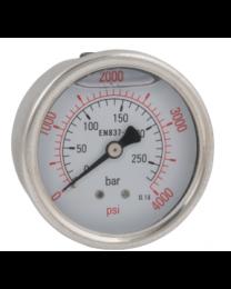 glycerine pressure gauge