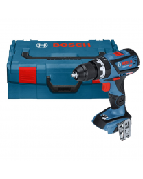 Bosch GSB 18v-60c Combi drill Body Only, With L-Boxx Carry Case