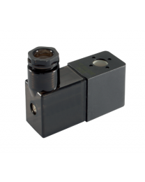 Kelm 220V AC Solenoid Coil With LED Plug Screw