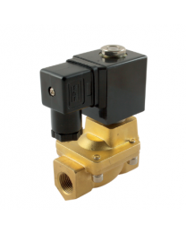 "Kelm 2/2 Pilot Operated Normally Closed 230V AC Solenoid Valve 1/2"" BSPP"