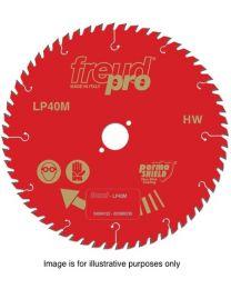Freud 210x30 40T Circular Saw Blade TCT