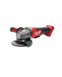 Milwaukee 115mm 18 Volt M18 Fuel Braking Angle Grinder Body Only