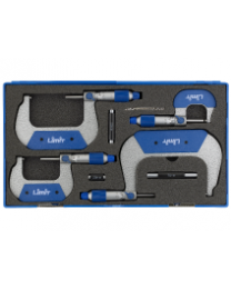 Limit 4 Piece Micrometer Set