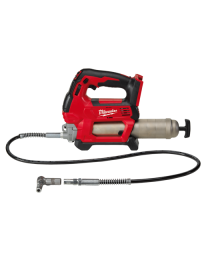 Milwaukee M18 Cordless 2-Speed Grease Gun Body Only