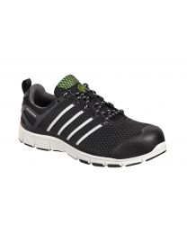 Apache Motion Waterproof Safety Trainer Black S3WR