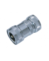 "Nito 1/2"" Water System Coupling Stainless Steel 1/2"" Female Bsp"