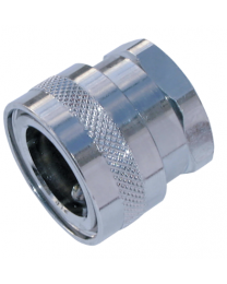 "Nito 3/4"" Water System Coupling 3/4"" Female Bsp, No Valve"