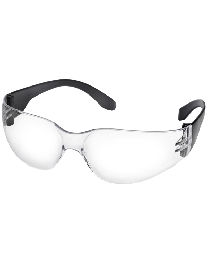 Clear Wraparound Safety Spectacles