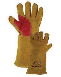 Panther gauntlet welding gloves