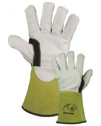 Panther fingertip TIG welding glove