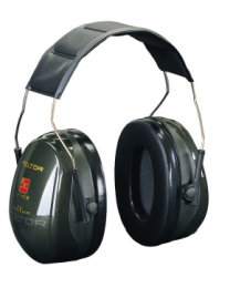3M Peltor Optime II Headband Ear Defenders