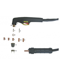 PT-60 Plasma Cutting Torch Main Consumables
