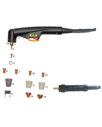 PT-80 Plasma Cutting Torch Main Consumables