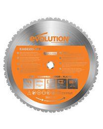 Evolution 355mm  36T TCT Multipurpose Blade