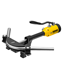 Rems Hydro-Swing hydraulic hand pipe bender with 10/12/15/18/22 formers
