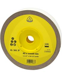 Emery Paper 50mm x 50 Meter Roll Grit 40