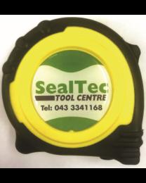 Sealtec Own Brand 5mtr Measuring Tape