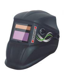 Starparts solar auto darkening helmet 9-13