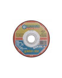 "Sonnenflex 4 1/2"" 0.8mm Extra Thin Inox Steel Cutting Disc (115 x .8MM x 22.2)"