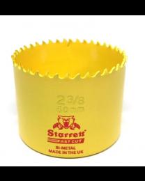 Starrett Bi-Metal Fast Cut Holesaws