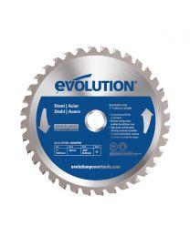 Evolution 180mm  36T TCT Steel Blade Super-Dry