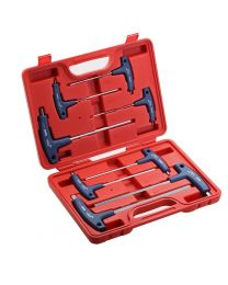 Jetech 8 Piece T Handled Metric Hex Key Set