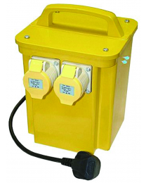 3.3Kva Twin Outlet Transformer