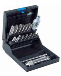 VOLKEL 30 PIECE TAP AND DRILL SET